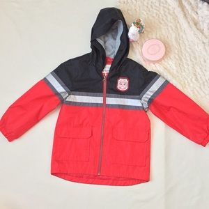 Classic & Unique by Carters firefighter Raincoat